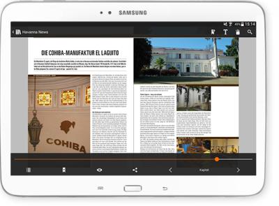 Testimonial Portmann Android App