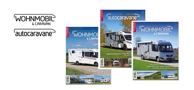 Digitales Wohnmobil & Caravan