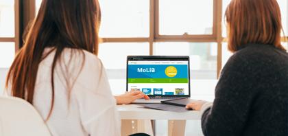 Unsere neue Publishing-Lösung MoLib ersetzt taBook